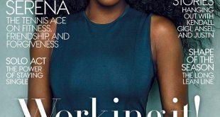 Serena Williams Vogue