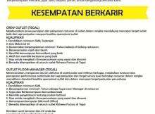 Lowongan Pekerjaan Di Kota Tegal Tahun 2013 Info Terbaru 2016 Info Harian Terbaru Lowongan Richeese Factory Dan Superindo Tegal