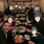 北海道懇親会での楽しい時間【ABUメンバー&レアゲスト登場】