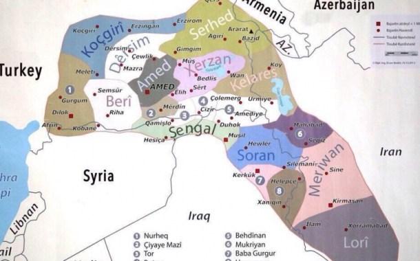 The Kurdish Trap and Division Among Kurds