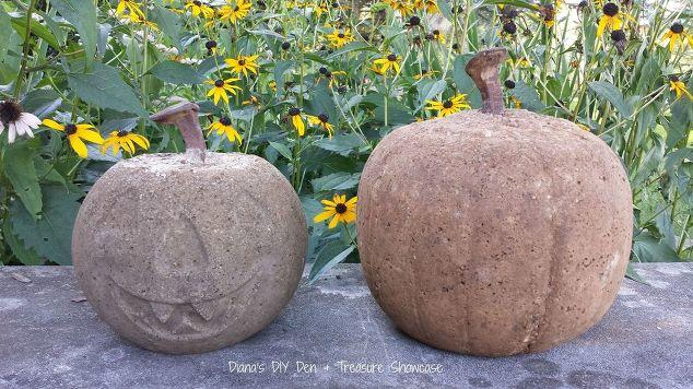 concrete-pumpkin-project-crafts-halloween-decorations-repurposing-upcycling