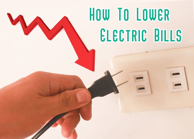 10 cool ways to lower your electric bill info you should know. Black Bedroom Furniture Sets. Home Design Ideas