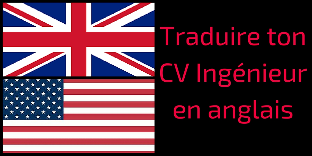 traduction cv termes anglais