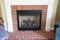 Gas fireplaces, Fireplace surround kit and Fireplaces on ...