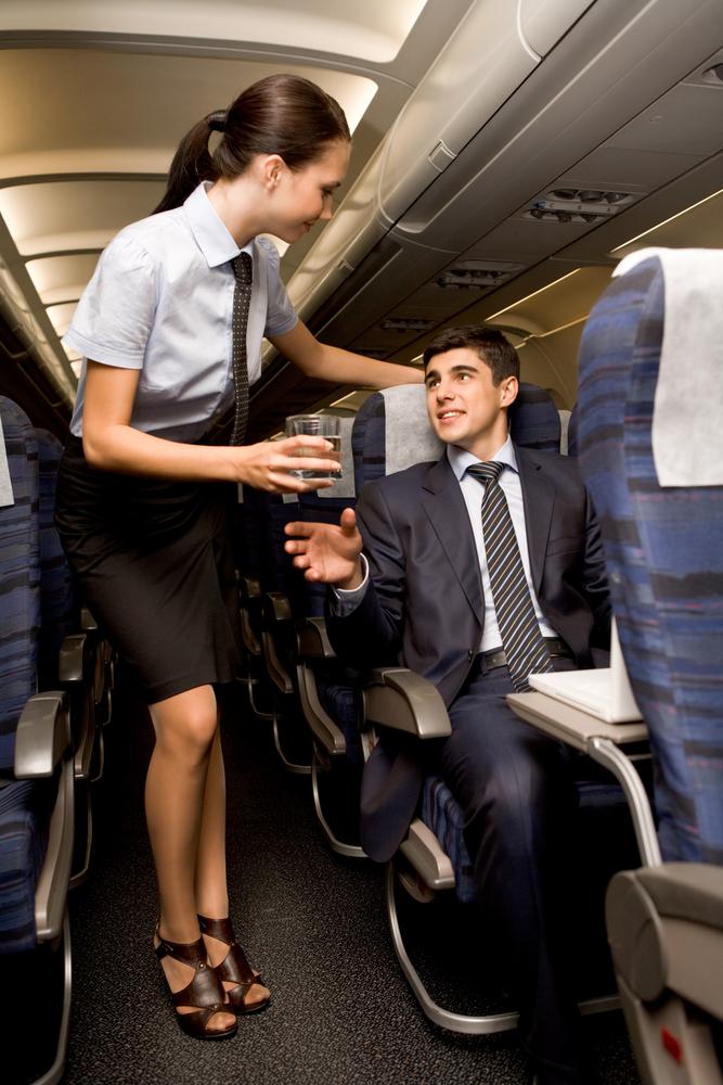 Flight Attendant Interview Guide and Directory Inglês Aviação
