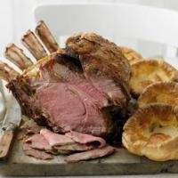 Carnes: Prime Rib - Standing Rib Roast