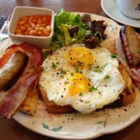 Full English Breakfast: um típico café da manhã Inglês