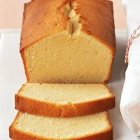 Como é um Pound Cake?