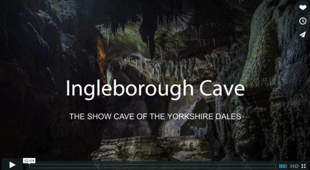 Great video intro to Ingleborough Cave