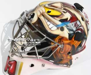 Mike Smith Phoenix Coyotes Goalie Mask