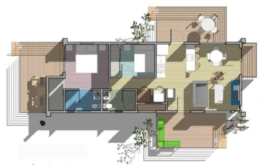 E House Plan Inhabitat Green Design Innovation
