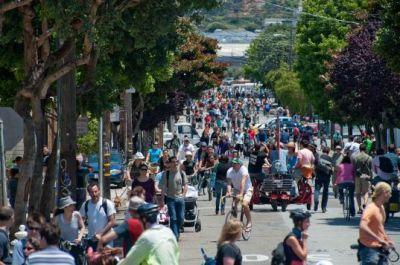 Sunday Streets Return to San Francisco!