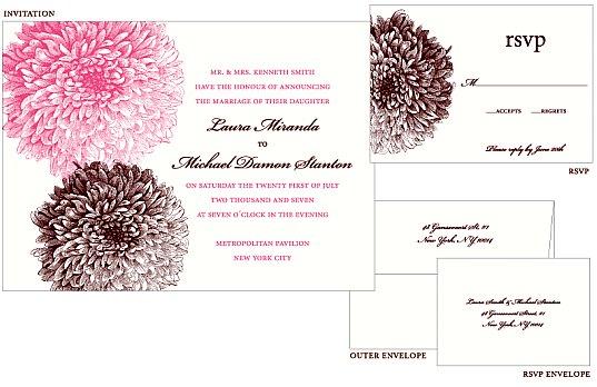 GREEN WEDDING GUIDE Invitations Inhabitat - Green Design