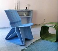 Dirk Van Der Kooij's Endless Chair Recycled from ...