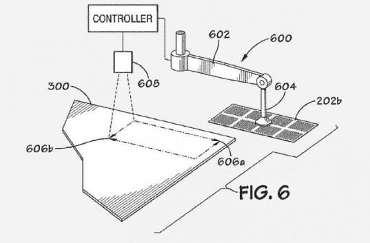 Solar Apple Patent Diagram Solar Cell « Inhabitat \u2013 Green Design