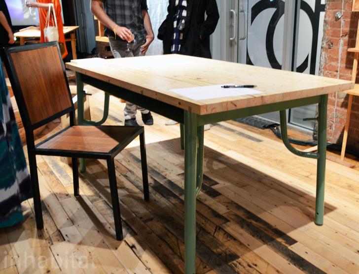 12x12 Designers Transform Reclaimed Nyc Lumber Into Fresh