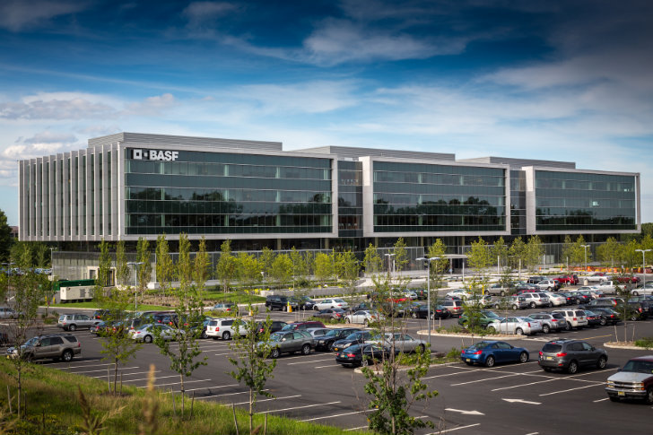 Basf Awarded Leed Double Platinum For Their New High