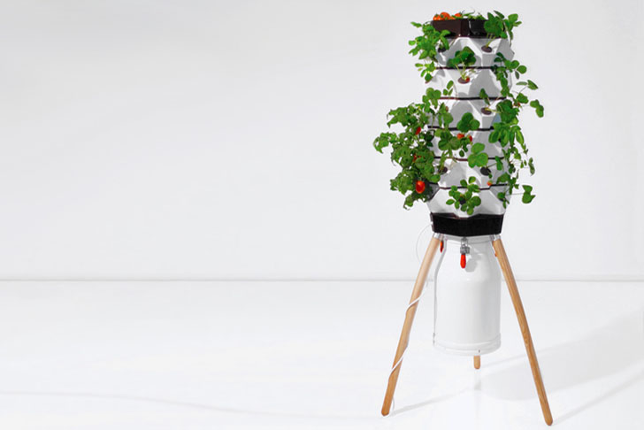 Vakant Design\u0027s the Fogger, a Vertical Planting Unit That Grows - vertical designs