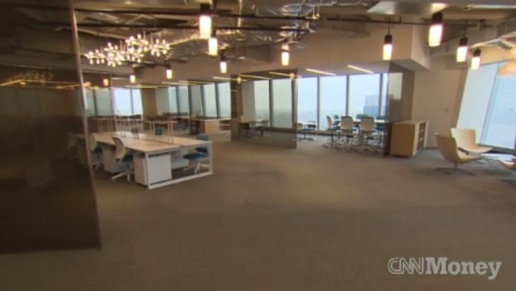 Sneak A Peek Inside One World Trade Center Before Its 2014