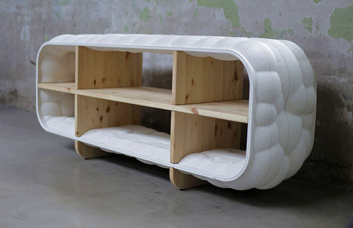 Dirk Vander Kooij39s Colorful New Furniture Pieces Are Made