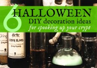 6 DIY Halloween Decorations Made with Upcycled Materials ...