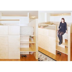 Small Crop Of Storage For Studio Apartments