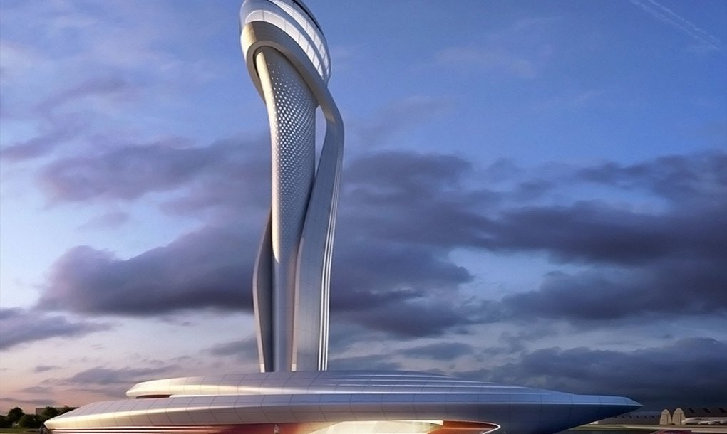 Aviation 3d Live Wallpaper Aecom S Tulip Shaped Design Selected For Istanbul S New