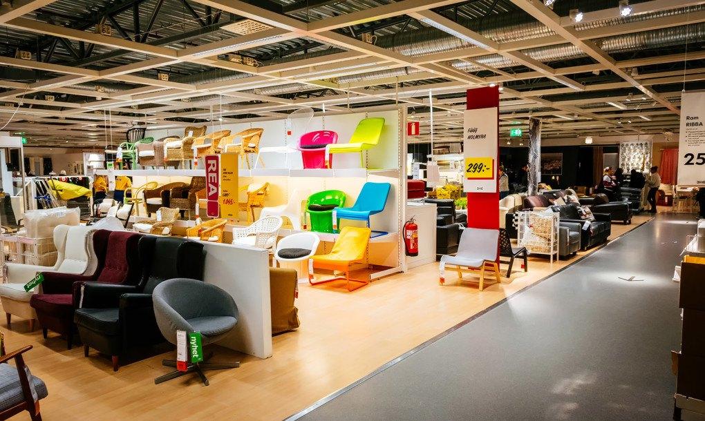 IKEA exec declares the world has hit  - home design store