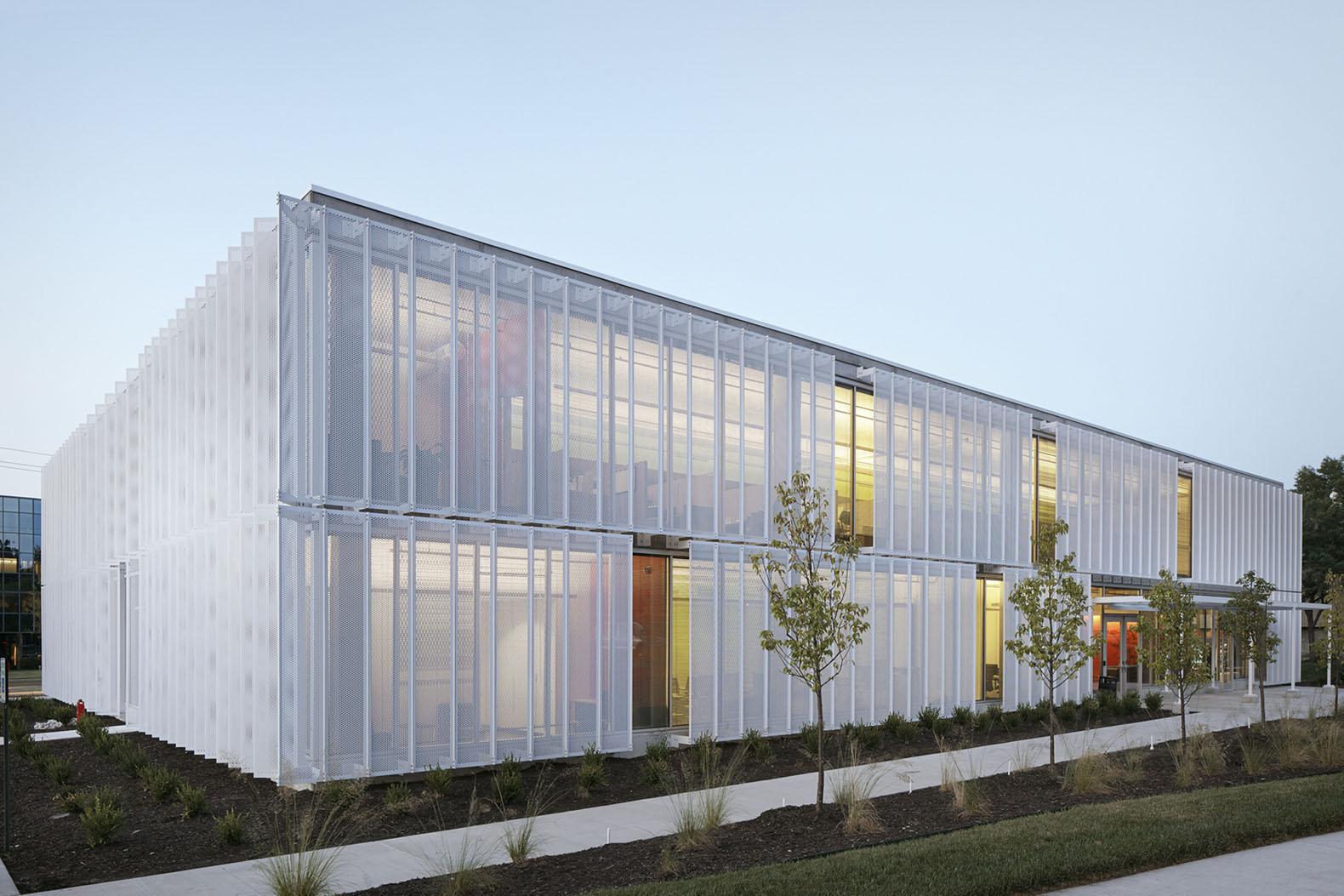 Metal Facade Inhabitat Green Design Innovation