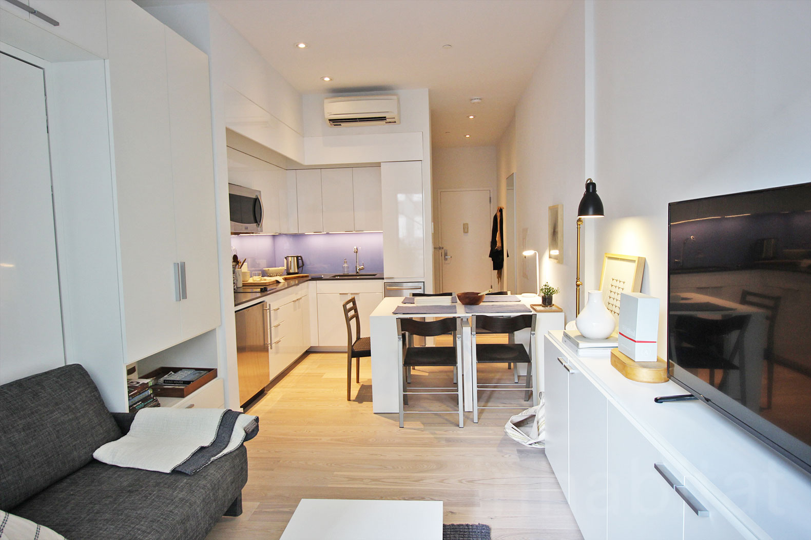 Micro Living Apartment Nyc Announces Opening Of Its First Micro Apartment