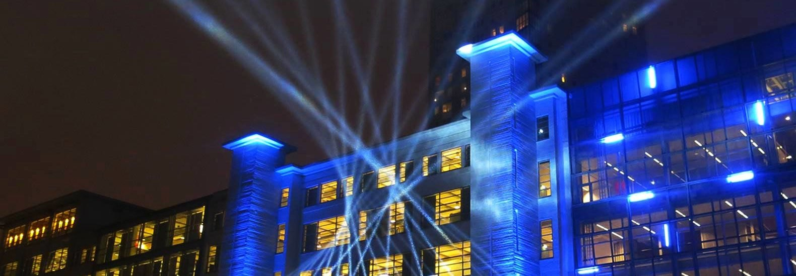 Glow Route Eindhoven Eindhoven S Dazzling Glow Festival Blends Technology And Design
