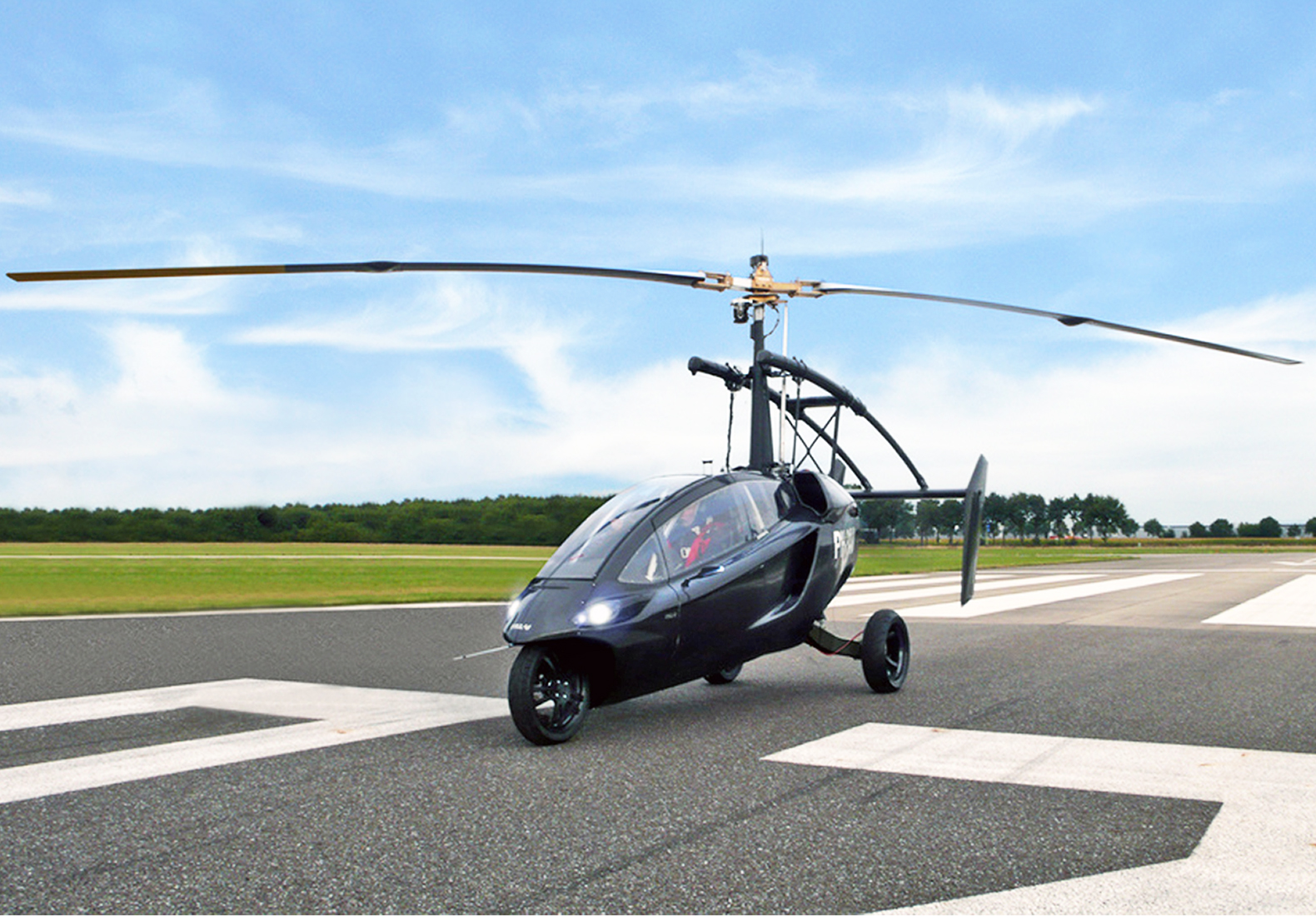 Sport Flying Flying Car