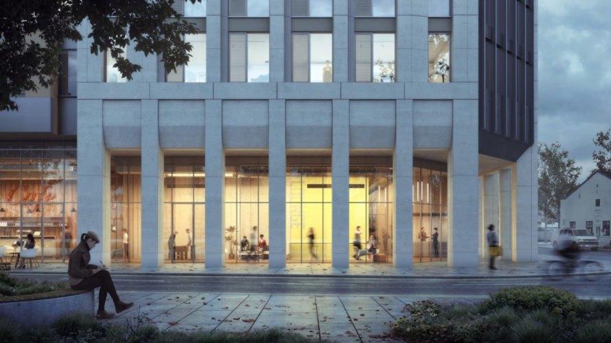 Apex House by HTA Design LLP « Inhabitat \u2013 Green Design, Innovation