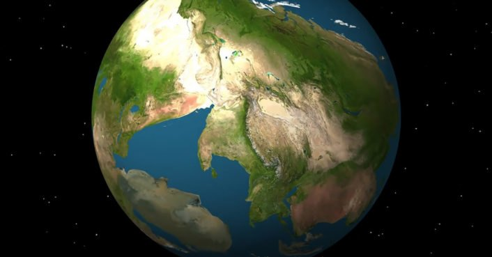 I Love You Animation Wallpaper Awesome New Animation Envisions Earth In 250 Million Years
