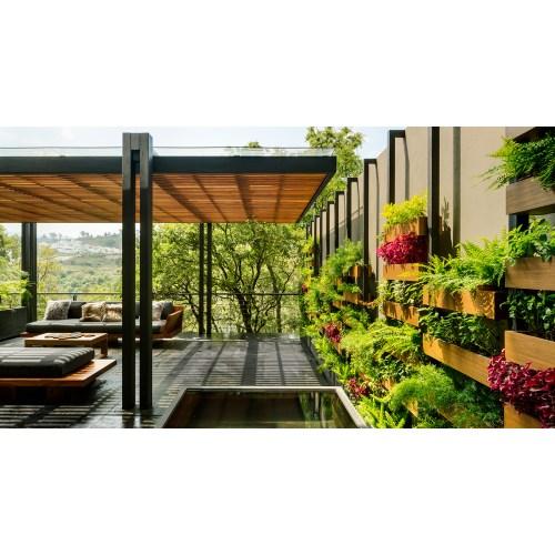 Medium Crop Of Backyard Vertical Garden