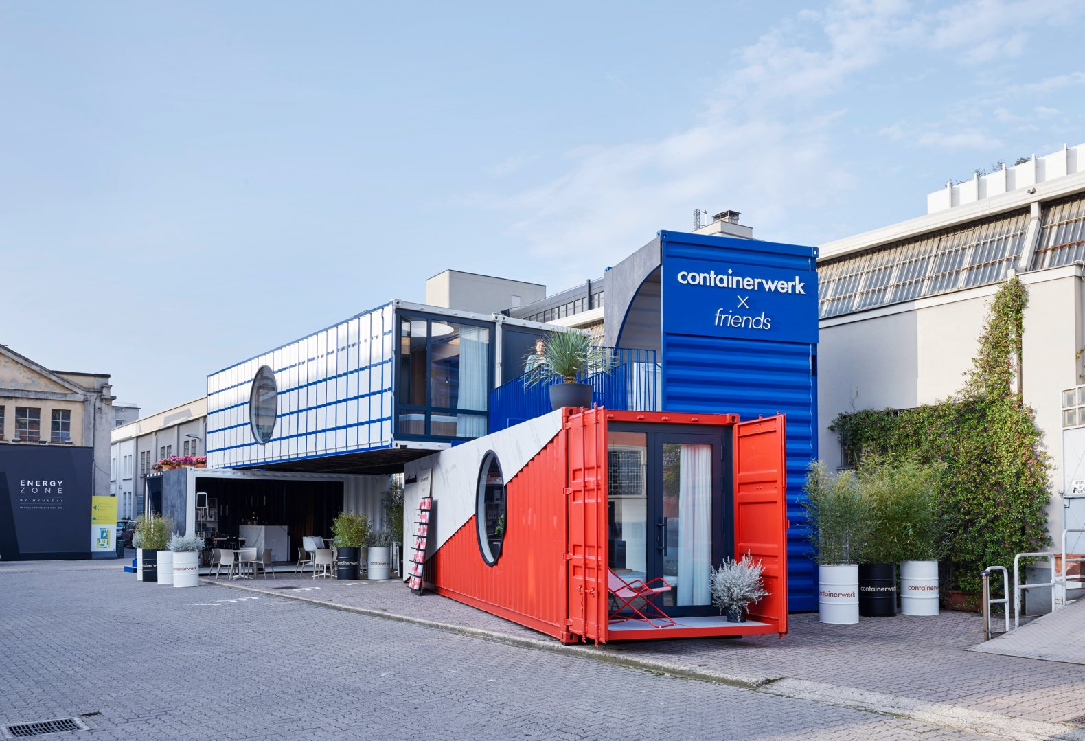 Container Haus Modern Containerwerk Converts Old Shipping Containers Into Gorgeous Homes