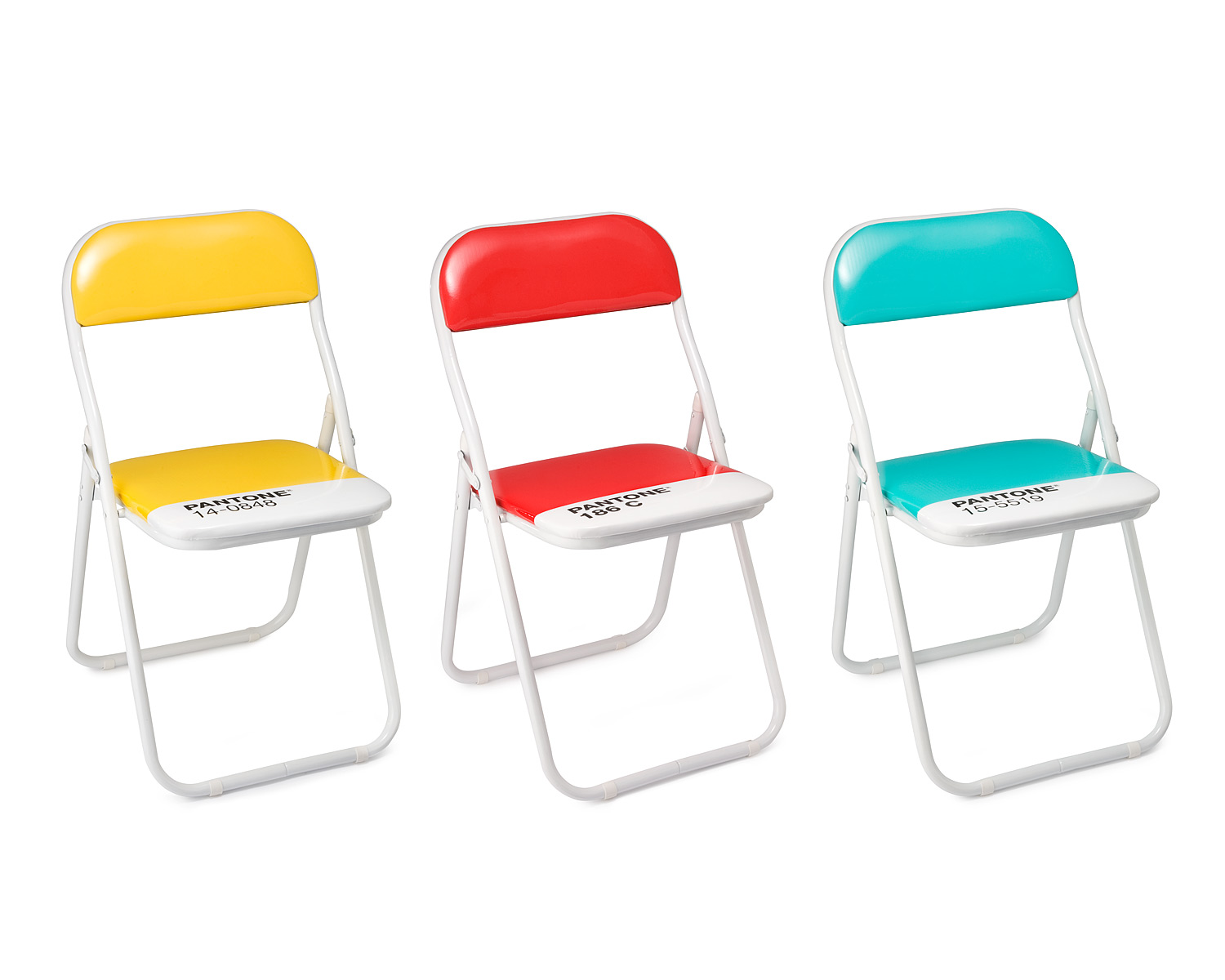 Pantone Folding Chairs Inhabits Cool Stuff For Your Home