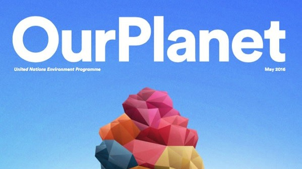 UNEP report: Our Planet