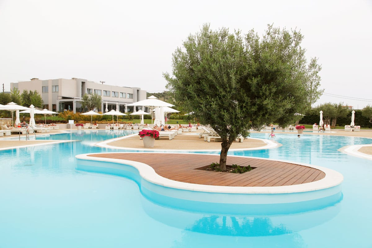 All Inclusive Turkije Prive Zwembad Ikos Resorts Review Zo All Exclusive Kan Een All Inclusive