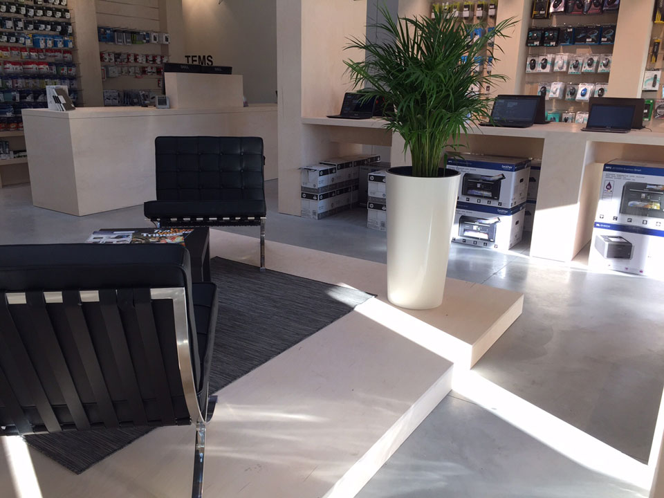 Barcelona Chair Wit Premium Tijdelijk Eur327