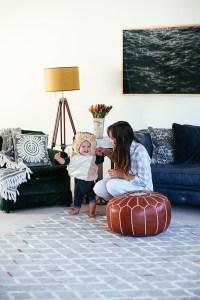 An Autumnish Home Tour | In Honor Of Design