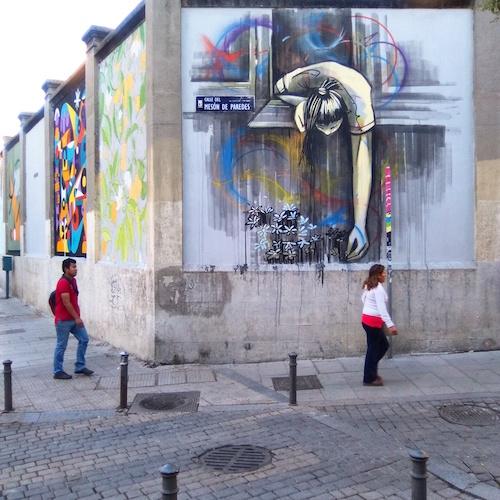 Alice Pasquini en Muros
