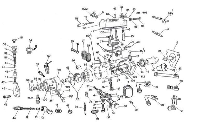 dodge 3 9 engine diagram exploded