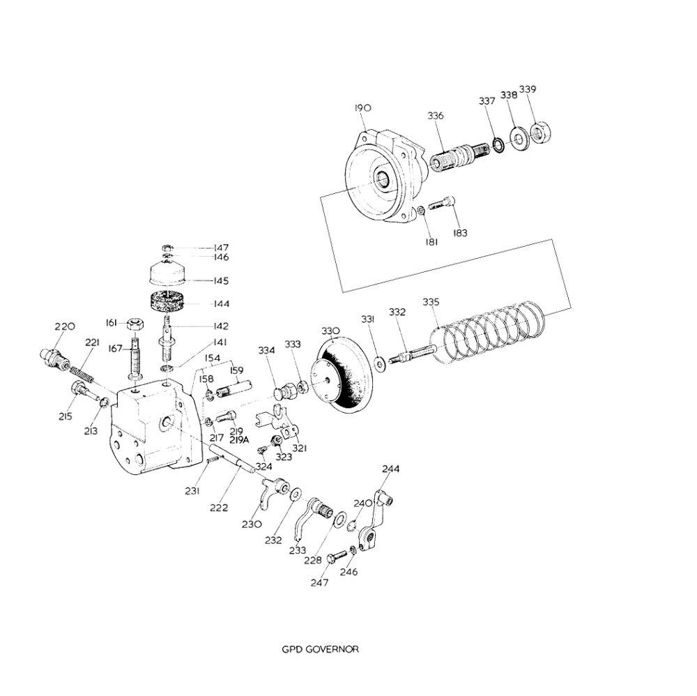 minimec fuel injection pump manual diagram