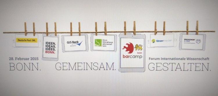 BarCamp Bonn #bcbn15