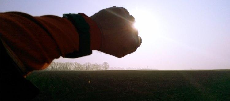 Mittelpunkt Sonne
