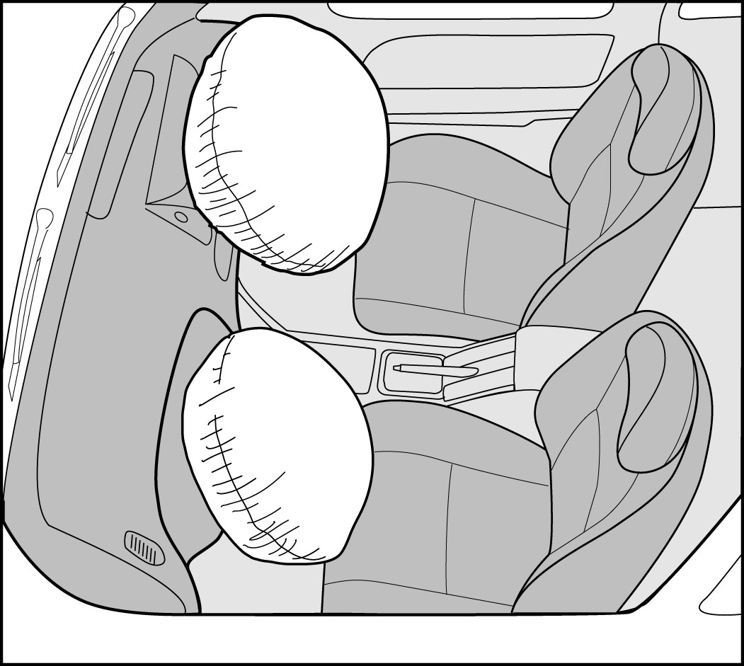 Rear Facing Car Seat Behind Driver Cirp Image Gallery Center For Injury Research And Prevention