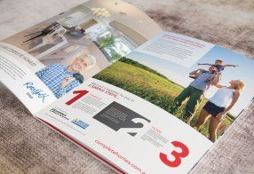 Ross North Complete Homes Brochures