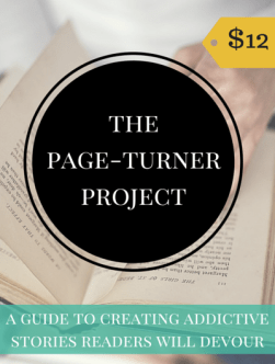The Page-Turner Project, an epic guidebook from Ink and Quills.