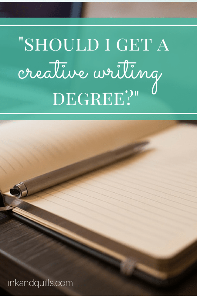 Creative Writing degrees courses